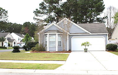 Charleston Single Family Home For Sale: 1100 River Bay Lane