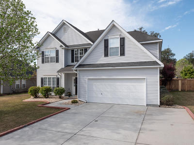 North Charleston Single Family Home Contingent: 5400 Red Tip Lane