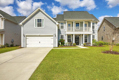 Summerville Single Family Home For Sale: 148 Royal Star Road