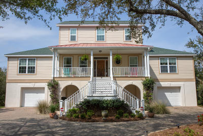 Charleston Single Family Home For Sale: 100 Oak Turn Road
