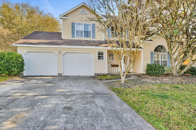 Charleston Single Family Home For Sale: 3304 Hearthside Drive
