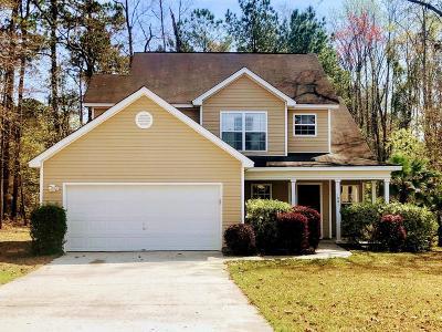 Hanahan Single Family Home For Sale: 1001 Steelechase Lane