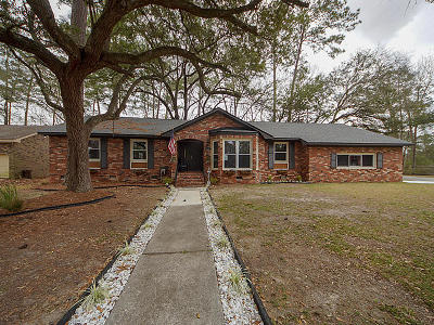 Summerville Single Family Home For Sale: 123 Stratford Drive