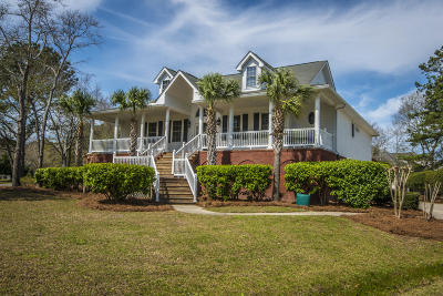 Charleston Single Family Home For Sale: 133 Berkshire Drive