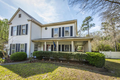 Summerville Single Family Home For Sale: 808 Essex Drive