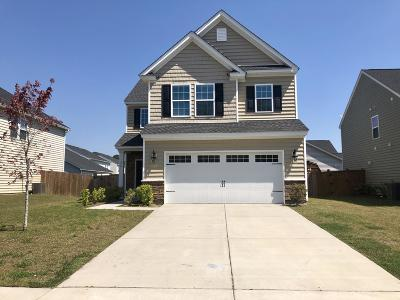 Ladson Single Family Home For Sale: 1270 Discovery Drive