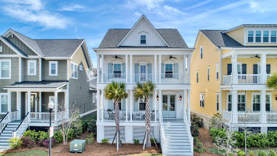Charleston Single Family Home For Sale: 1647 Pierce Street