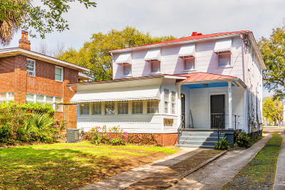 Charleston Multi Family Home For Sale: 86 Smith Street #A, B, C,