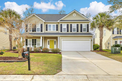 Summerville Single Family Home Contingent: 5259 Stonewall Drive
