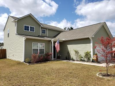 Summerville Single Family Home Contingent: 501 Stafford Springs Court
