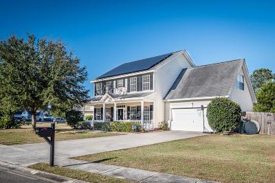 Hanahan Single Family Home For Sale: 7250 Sweetgrass Boulevard