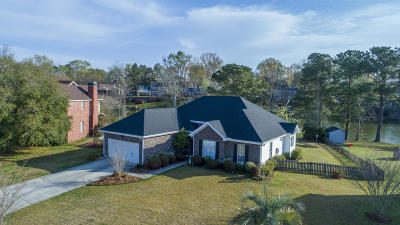 Summerville Single Family Home Contingent: 1021 Ariel Court