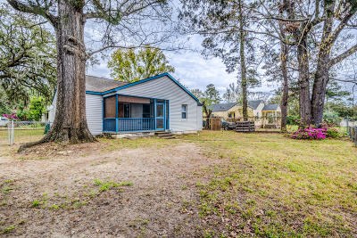 North Charleston Single Family Home For Sale: 1248 Sumner Avenue