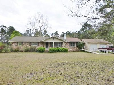 Ridgeville Single Family Home Contingent: 254 W Meadow Drive
