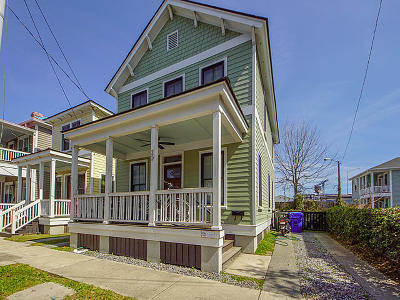 Charleston Single Family Home Contingent: 20 Engel Street