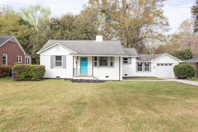 North Charleston Single Family Home For Sale: 4915 Victoria Avenue