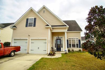 North Charleston Single Family Home Contingent: 7828 Magellan Drive