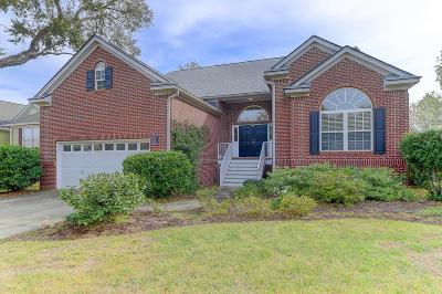 Mount Pleasant Single Family Home For Sale: 2601 Coral Vine Court