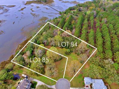 Johns Island Residential Lots & Land For Sale: Lot 84 Gift Boulevard