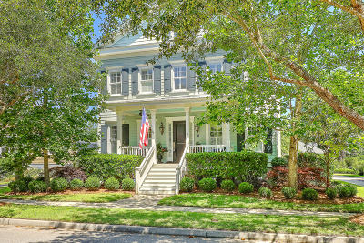 Charleston Single Family Home For Sale: 275 Beresford Creek Street