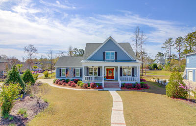 Mount Pleasant Single Family Home Contingent: 2837 Stay Sail Way