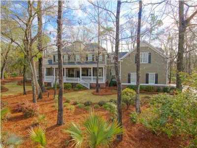 Charleston Single Family Home For Sale: 406 Elfes Field Lane