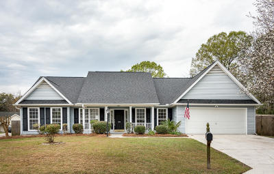 Charleston Single Family Home For Sale: 5305 Sumters Run