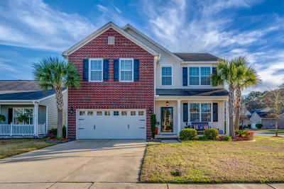 Charleston Single Family Home Contingent: 3101 Cold Harbor Way