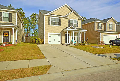 Summerville Single Family Home For Sale: 1622 Eider Down Drive