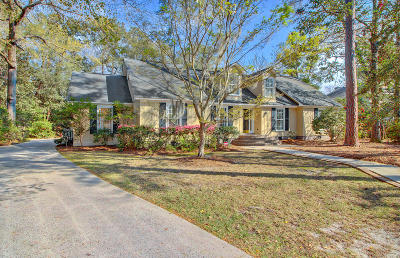Summerville Single Family Home For Sale: 109 President Circle