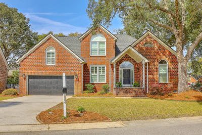 Mount Pleasant Single Family Home Contingent: 1332 Southlake Drive