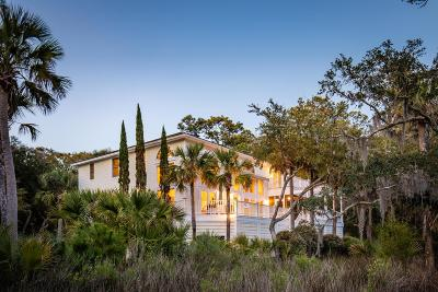 Seabrook Island Single Family Home For Sale: 2957 Deer Point Drive