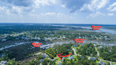 Mount Pleasant SC Residential Lots & Land For Sale: $550,000