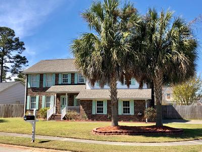 Ladson Single Family Home For Sale: 1427 Foxtail Pine Road