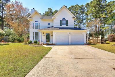 Summerville SC Single Family Home For Sale: $243,000