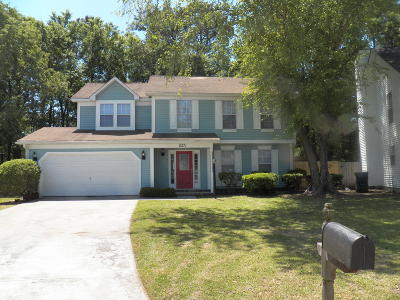 North Charleston Single Family Home For Sale: 8371 Coventry Court