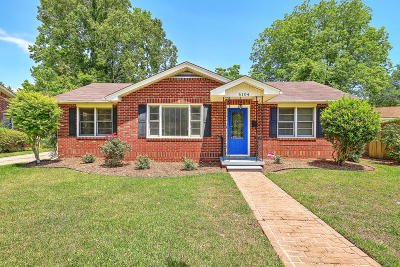 North Charleston Single Family Home For Sale: 5104 Temple Street