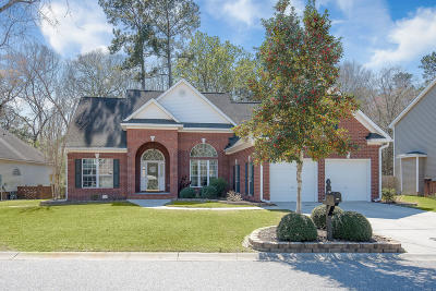 Summerville Single Family Home For Sale: 105 Summer Ridge Drive