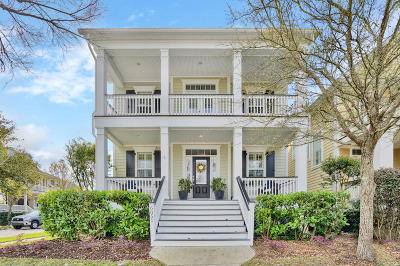 Charleston Single Family Home For Sale: 6051 Grand Council Street