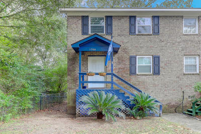 Charleston SC Attached For Sale: $215,000