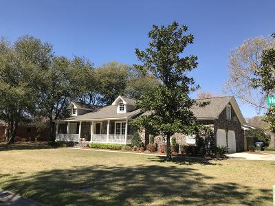 Charleston Single Family Home For Sale: 2903 Sugarbush Way