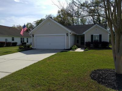 Hanahan Single Family Home For Sale: 7418 Painted Bunting Way