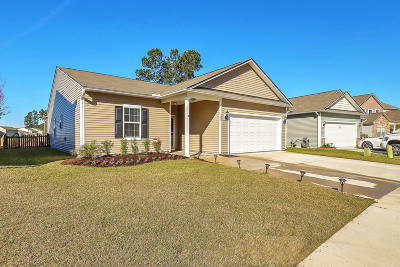 Summerville SC Single Family Home For Sale: $270,000