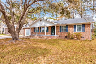 Summerville Single Family Home Contingent: 111 Terry Avenue