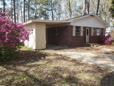 Charleston Single Family Home For Sale: 859 Savage Road