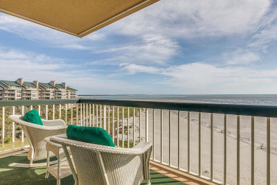 Isle Of Palms Attached For Sale: 1405 Ocean Club Villa