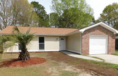 Ladson Single Family Home For Sale: 4472 Outwood Drive