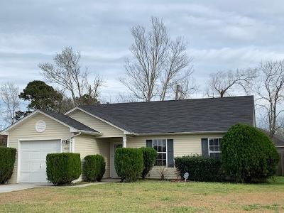 North Charleston Single Family Home For Sale: 4021 Napoleon Drive