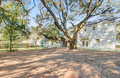 Charleston Single Family Home For Sale: 2135 Stonewood Drive