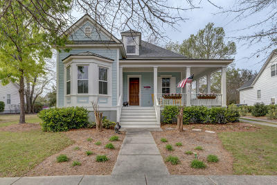 Charleston Single Family Home For Sale: 1140 Blakeway Street